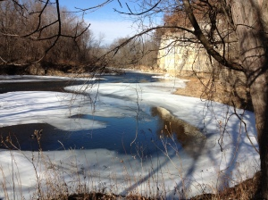 2013-01-13 Cannon River